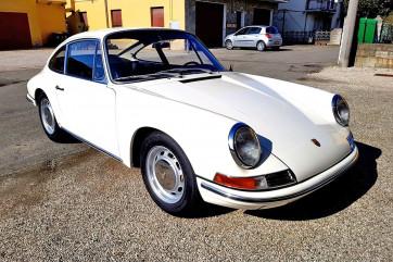 "1966 Porsche 911 2.0 L - S.W.B. ""Serie 0"""