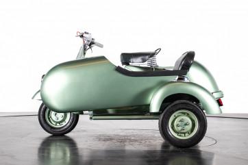 1951 Piaggio Vespa V31T Sidecar