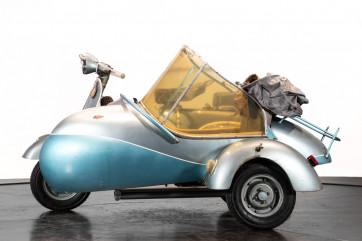 1960 Piaggio Vespa Sidecar vba