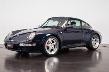 1997 Porsche 993 Carrera 2 S