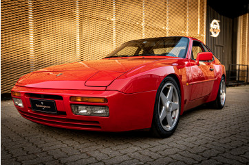 1988 Porsche 944 Turbo S Spec