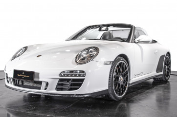 2011 PORSCHE 997 CARRERA GTS CABRIOLET