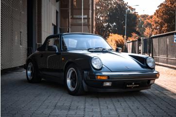 1986 Porsche 911 Carrera 3.2 Cabrio