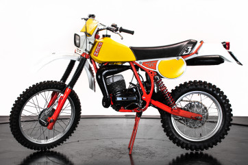 1981 PUCH FRIGERIO 125 GS
