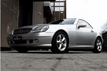 2000 Mercedes-Benz 320 SLK