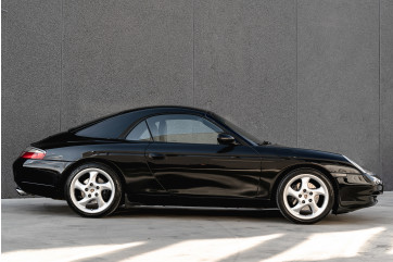 2001 Porsche 996 Carrera Cabrio