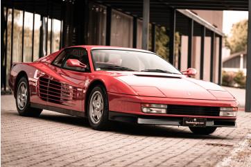 "1987 Ferrari Testarossa ""Monodado Bispecchio"""