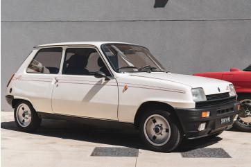 1980 Renault 5 Alpine