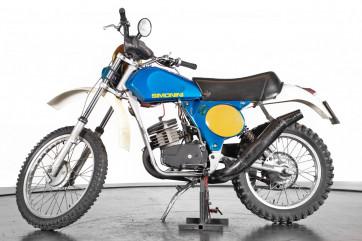 1976 Simonini Moto R7 125