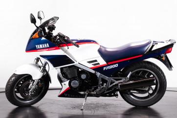 1986 Yamaha FJ 1200
