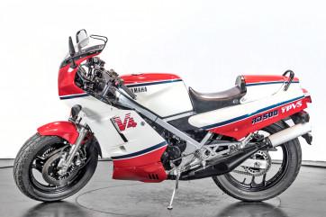 1985 YAMAHA RD 500