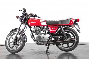 1980 Yamaha XS 400