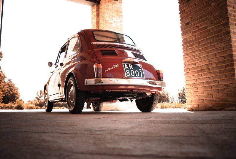 1963 Fiat 500 D 70473