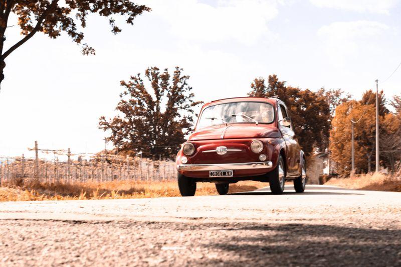 1963 Fiat 500 D 70447