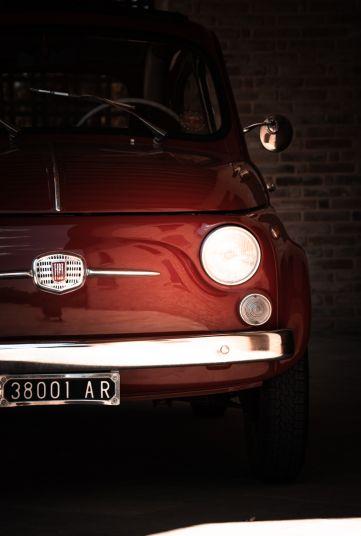 1963 Fiat 500 D 70471