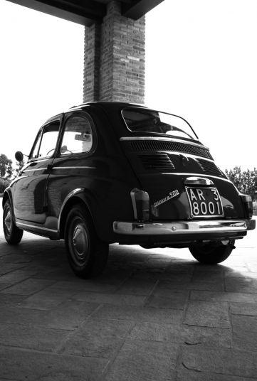 1963 Fiat 500 D 70457