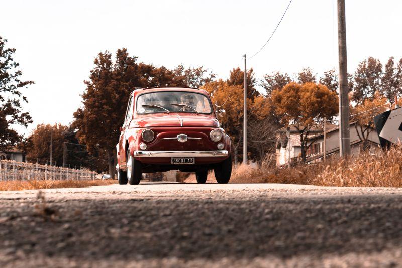 1963 Fiat 500 D 70444
