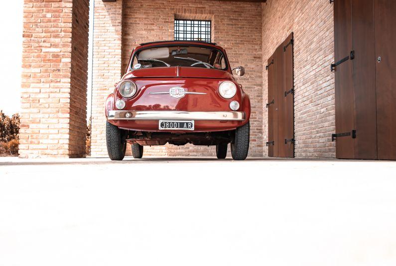 1963 Fiat 500 D 70451