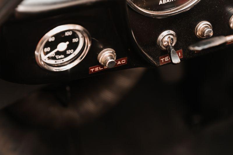 1962 Abarth 1000 Bialbero 75668