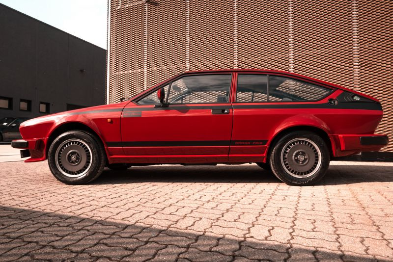 1981 Alfa Romeo Alfetta GTV Gran Prix no. 128 68567