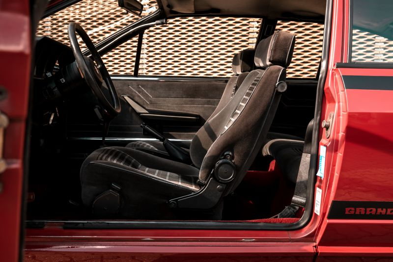 1981 Alfa Romeo Alfetta GTV Gran Prix no. 128 68581