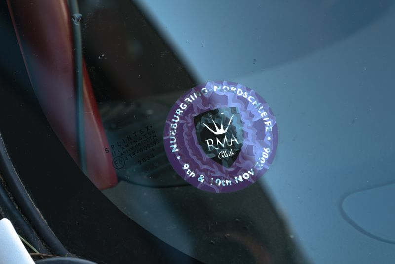 2001 Alfa Romeo 156 Challenge Cup 68547