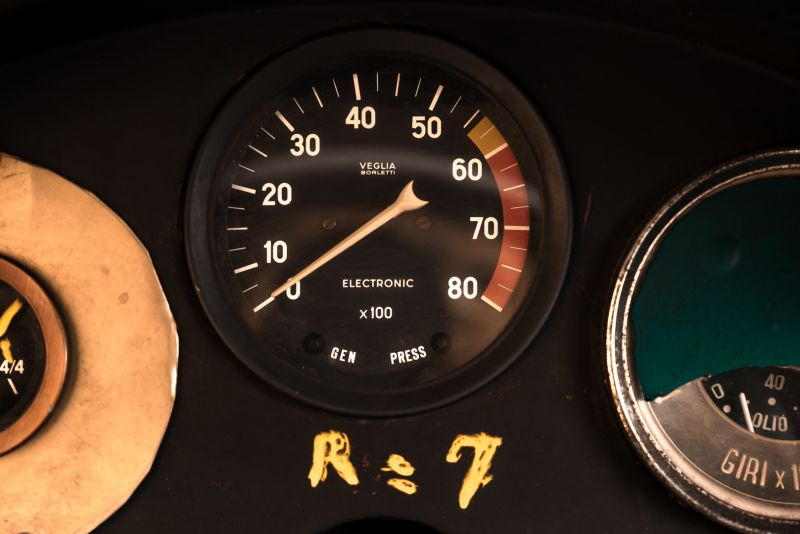 1962 Alfa Romeo Giulietta Sprint 1300 Race Car 69428