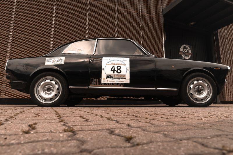 1962 Alfa Romeo Giulietta Sprint 1300 Race Car 69389
