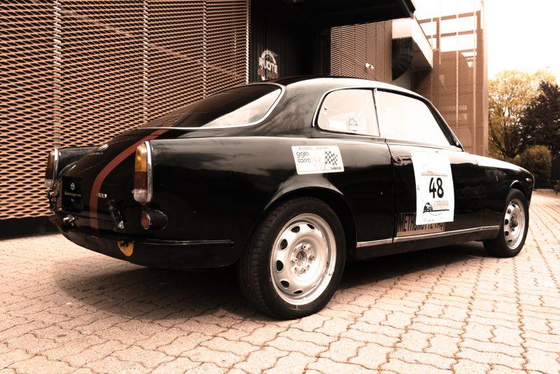 1962 Alfa Romeo Giulietta Sprint 1300 Race Car 69393