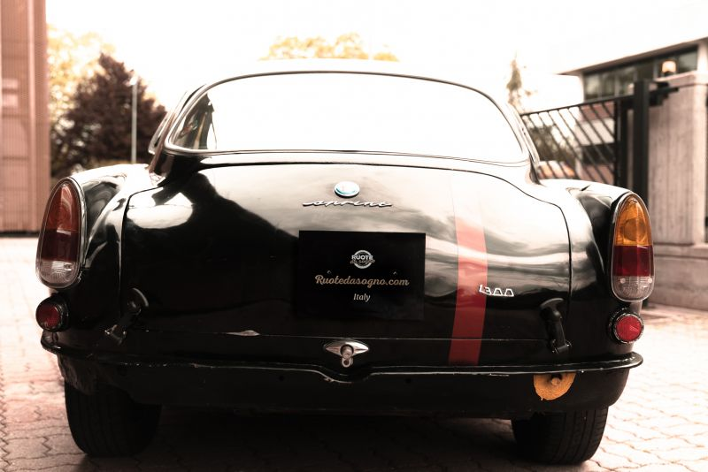 1962 Alfa Romeo Giulietta Sprint 1300 Race Car 69394