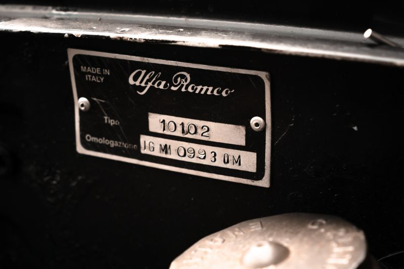 1962 Alfa Romeo Giulietta Sprint 1300 Race Car 69423