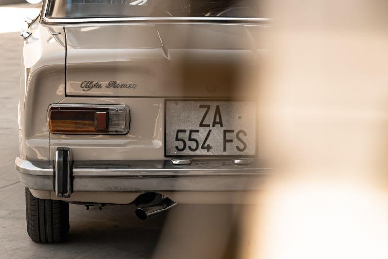 1972 Alfa Romeo Giulia Super 1300 76649