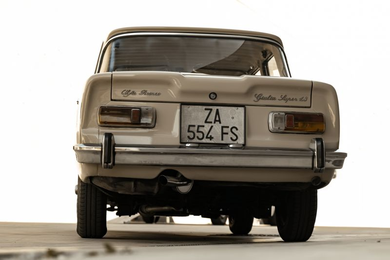 1972 Alfa Romeo Giulia Super 1300 76648