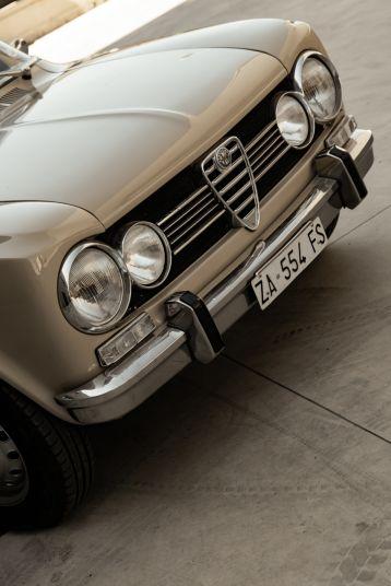 1972 Alfa Romeo Giulia Super 1300 76651
