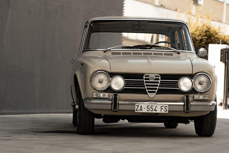 1972 Alfa Romeo Giulia Super 1300 76642