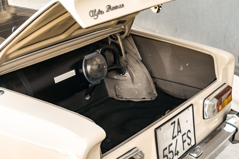1972 Alfa Romeo Giulia Super 1300 76693