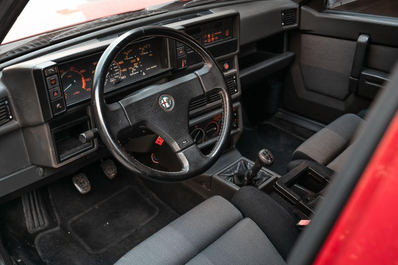 1986 Alfa Romeo 75 3000 V6 Milano 79526