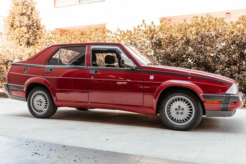 1986 Alfa Romeo 75 3000 V6 Milano 79508