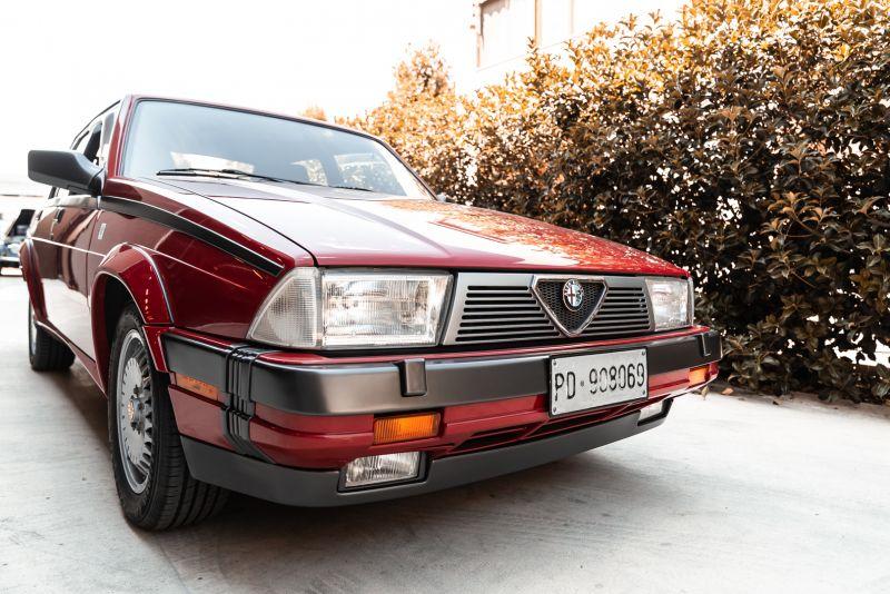 1986 Alfa Romeo 75 3000 V6 Milano 79499