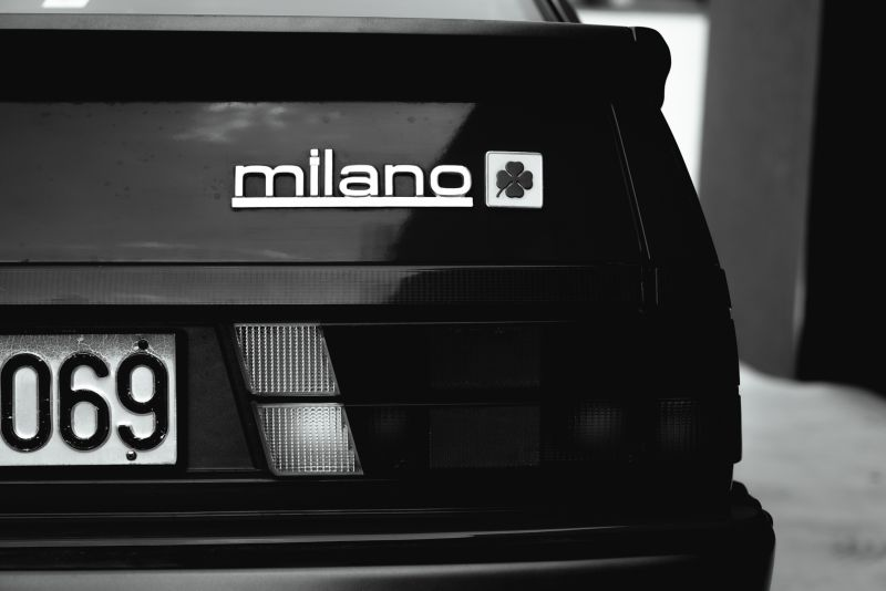 1986 Alfa Romeo 75 3000 V6 Milano 79515