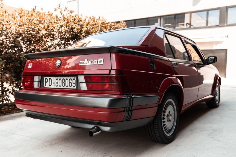 1986 Alfa Romeo 75 3000 V6 Milano 79504