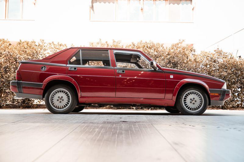 1986 Alfa Romeo 75 3000 V6 Milano 79501