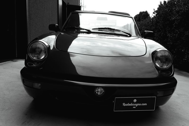 1990 Alfa Romeo Duetto 2000 IV Serie 79767