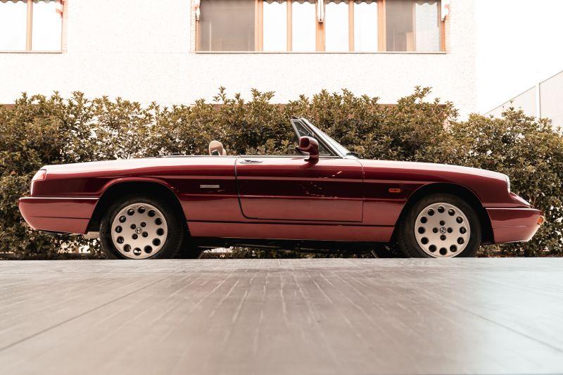 1990 Alfa Romeo Duetto 2000 IV Serie 79770