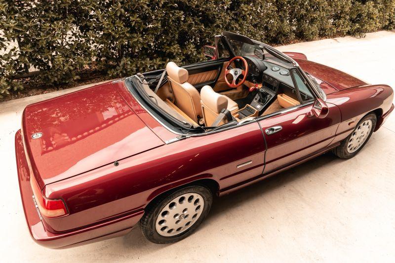 1990 Alfa Romeo Duetto 2000 IV Serie 79774