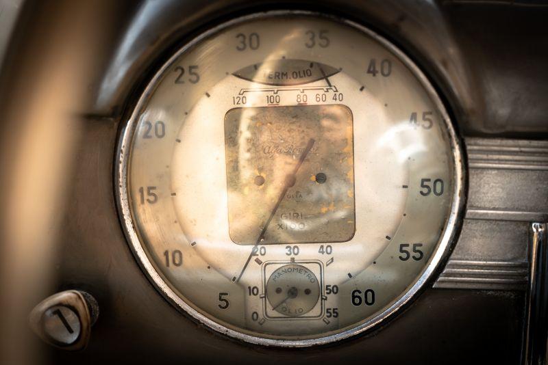 1947 Alfa Romeo Freccia d'oro 6C 2500 Sport 61749