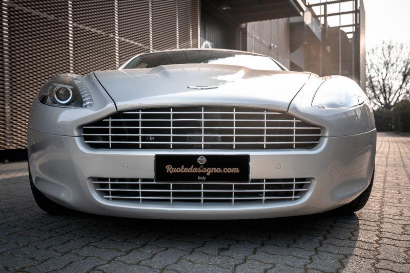 2010 Aston Martin Rapide 6.0 V12 62563