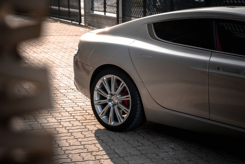 2010 Aston Martin Rapide 6.0 V12 62565