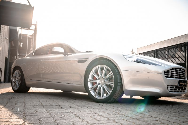 2010 Aston Martin Rapide 6.0 V12 62566