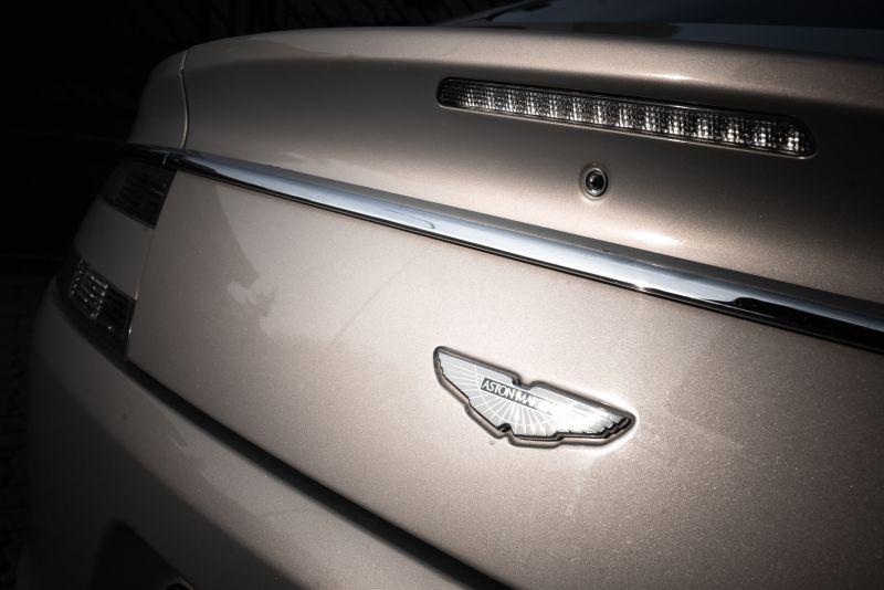 2010 Aston Martin Rapide 6.0 V12 62568